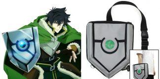 Já podem comprar o escudo de The Rising of the Shield Hero