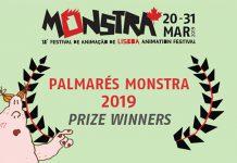 Mirai ganha Monstra 2019