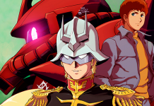 Mobile Suit Gundam the Origin: Advent of the Red Comet na Crunchyroll