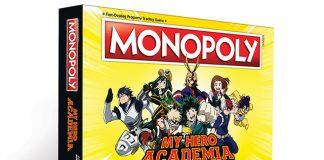 Monopólio de My Hero Academia