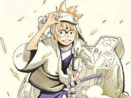 Novo mangá do autor de Naruto ganha data de lançamento