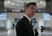 Novo trailer de Men in Black: International