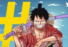 One Piece encerra a era Heisei no Japão