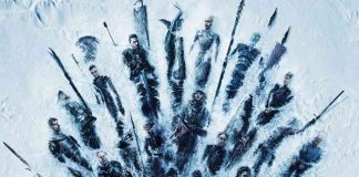 Poster da temporada final de Game Of Thrones