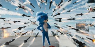 Primeiro trailer do filme live-action de Sonic