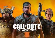 Subscritores PlayStation Plus com modo Blackout de Call of Duty: Black Ops 4 gratuito até dia 30 de abril