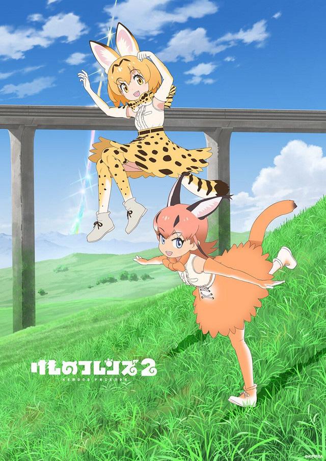 TV Tokyo dá reprimenda pública ao produtor de Kemono Friends 2