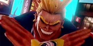 Trailer de All Might em Jump Force