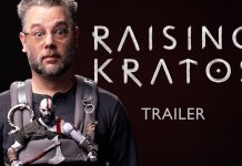 Trailer de Raising Kratos (God of War)