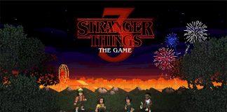Trailer de apresentação de Stranger Things 3 para Nintendo Switch