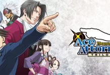 Trailer de lançamento de Phoenix Wright: Ace Attorney Trilogy