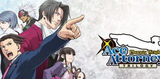 Trailer de lançamento de Phoenix Wright: Ace Attorney Trilogy