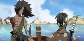 Trailer do episódio 16 de Dororo