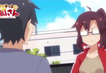 Trailer do episódio 3 de Sewayaki Kitsune no Senko-san