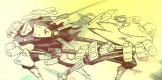 Trailer do novo mangá do criador de Naruto