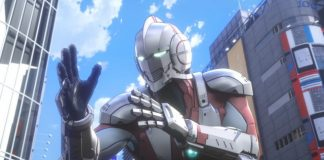 Ultraman – Analise Anime
