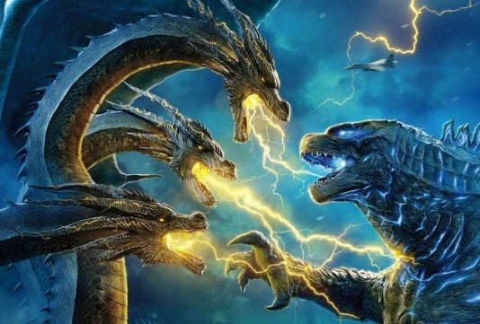 Veja o trailer final de Godzilla King of the Monsters