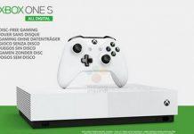 Xbox One S digital a 7 de Maio