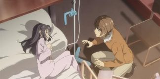 3º trailer do filme de Seishun Buta Yarou