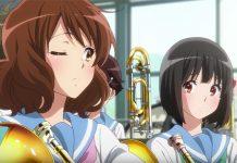 4 novos vídeos de Hibike! Euphonium: Chikai no Finale