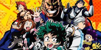 40 mil já viram o OVA português de My Hero Academia