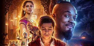 Aladdin estreia em 1º em Portugal