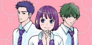 Anunciado mangá romântico Kieta Hatsukoi