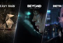 Anunciados para PC: Detroit: Become Human, Heavy Rain e Beyond: Two Souls