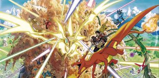 Artista de One-Punch Man desenha Poster de Pokémon