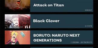 Attack on Titan é o anime mais assistido na Brasil na Crunchyroll (22 a 28 de Abril)