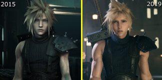 Como Final Fantasy 7 Remake mudou em 5 anos