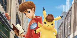 Detective Pikachu para Switch