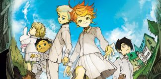 Devir vai lançar The Promised Neverland 1