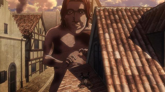 Diretor de Attack on Titan 3 aparece como titã em episódio