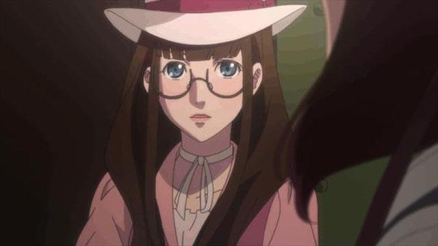 Como ela estava bela nesse episódio.