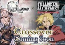 Fullmetal Alchemist em Valkyrie Anatomia