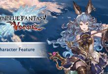 Granblue Fantasy: Versus mostra Ferry e Lancelot