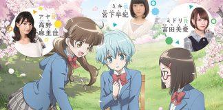 Imagem promocional de Houkago Saikoro Club