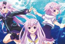 Imagem promocional do OVA de Hyperdimension Neptunia