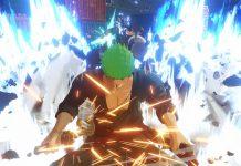 Imagens do DLC de Zoro para One Piece: World Seeker