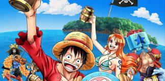 "Japão passa a ter uma ilha chamada ""Ilha de Monkey D. Luffy"""