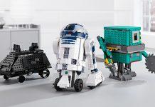 LEGO cria R2D2 programável