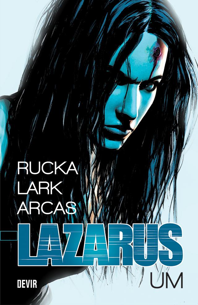 Lazarus 01 pela Devir