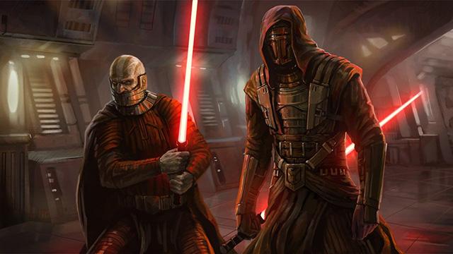 Lucasfilm a trabalhar em filme de Star Wars: Knights of the Old Republic