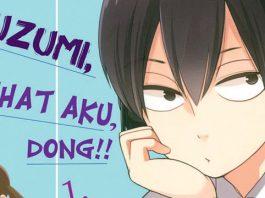 Mangá Kuzumi-kun, Can't You Read the Room? vai terminar
