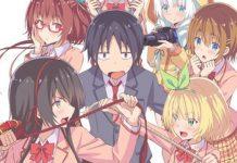 Nova imagem promocional de Kawaikereba Hentai