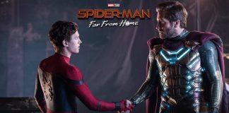 Novo trailer de Homem-Aranha: Longe de Casa