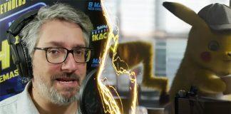 Nuno Markl como Detetive Pikachu