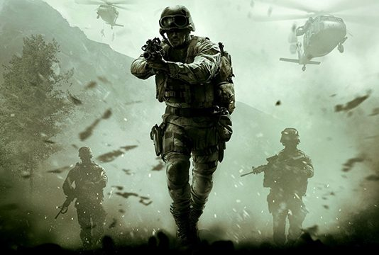 O Call of Duty deste ano vai chamar-se Call of Duty: Modern WarfareO Call of Duty deste ano vai chamar-se Call of Duty: Modern Warfare