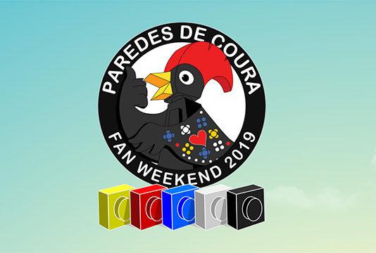 Paredes de Coura recebe a LEGO Fan Weekend 2019